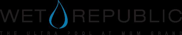 Wet Republic day club logo